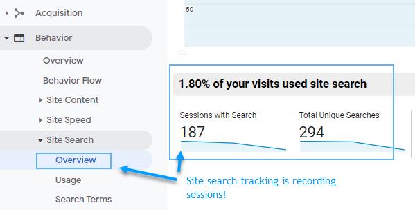 ga-site-search-verified